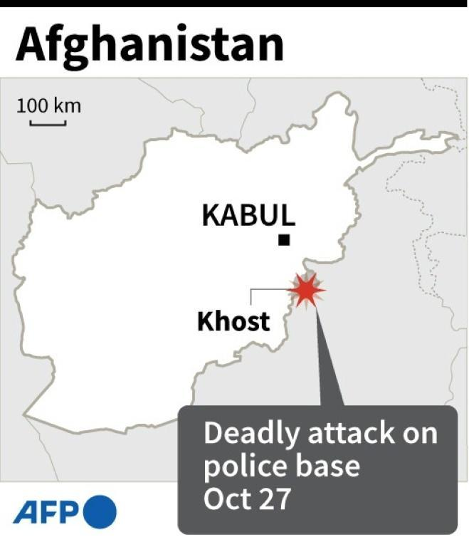 Afghanistan attacks