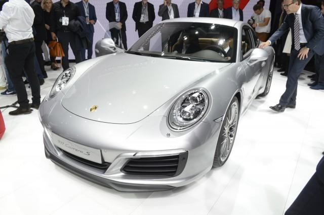 More Details On Porsche's 911 For Purists