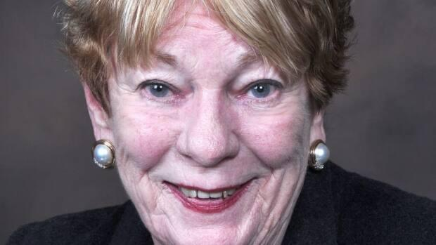 Born in Greenock, Scotland, Irene Atkinson immigrated to Canada when she was 12. She served as a TDSB trustee for 40 years.  (TDSB - image credit)