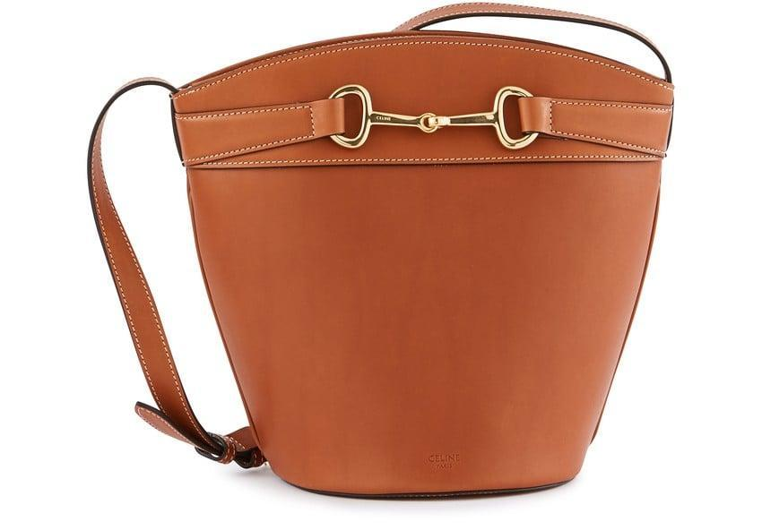 <p>You can never go wrong with this <span>Celine Crecy Bucket Bag</span> ($1,950). It's one you'll reach for again and again.</p>