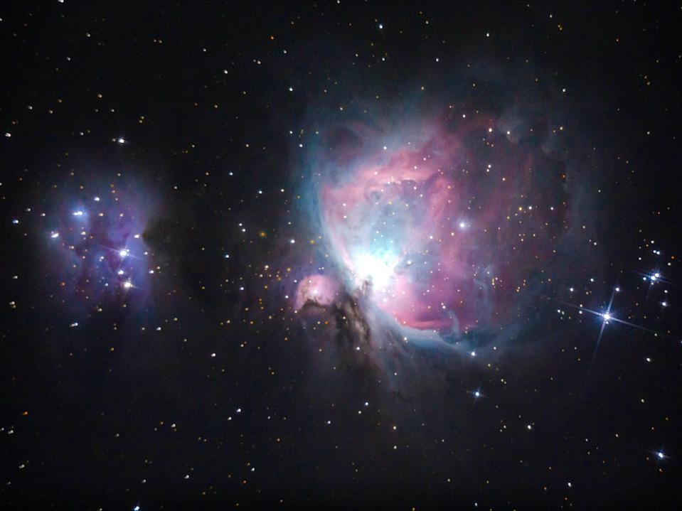 <p>It is hoped the Perlmutter system will enable us to better understand dark energy and the expansion of the universe</p> (Ye Aung Thu/AFP/Getty)