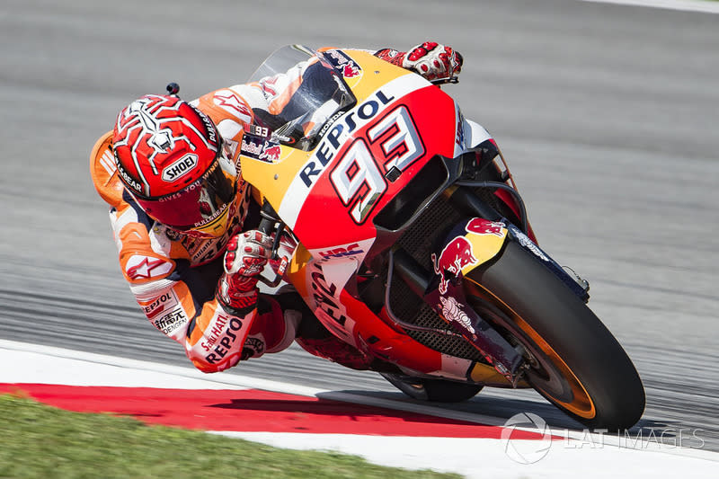 "2017. Marc Márquez<span class=""copyright"">Gold and Goose / Motorsport Images</span>"