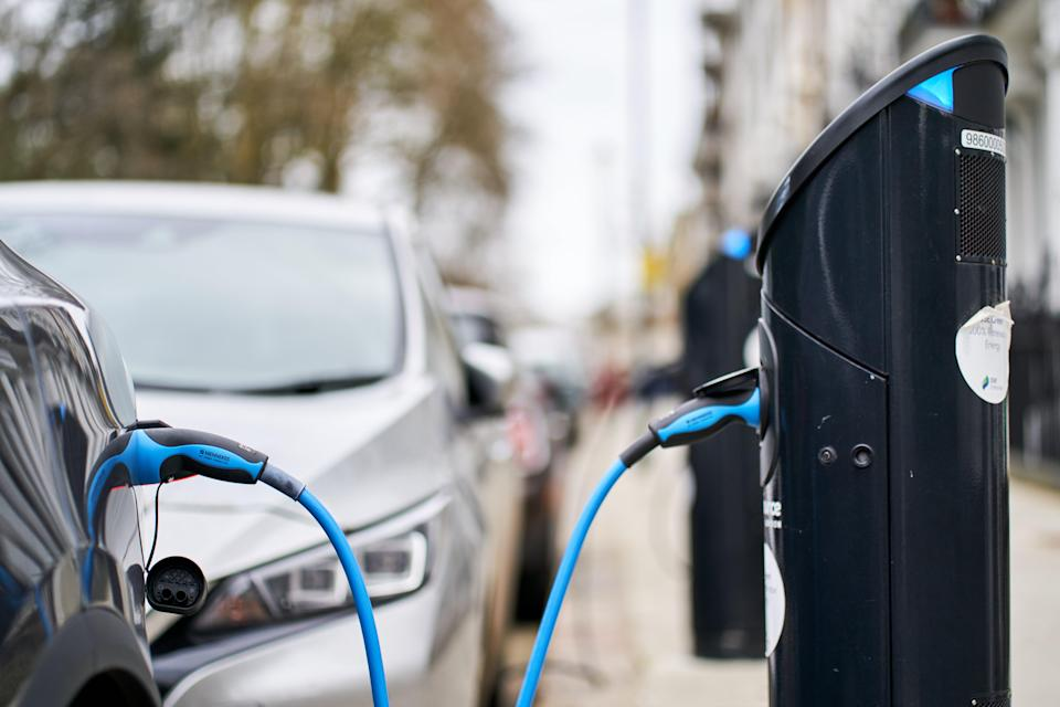 The rise in demand for EV cars is causing a lithium shortage (John Walton / PA) (PA Wire)