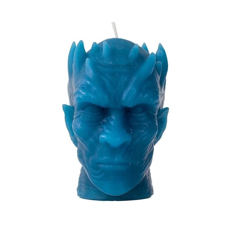 A Night King candle for those cold, dark winter nights (Photo: HBO Store)
