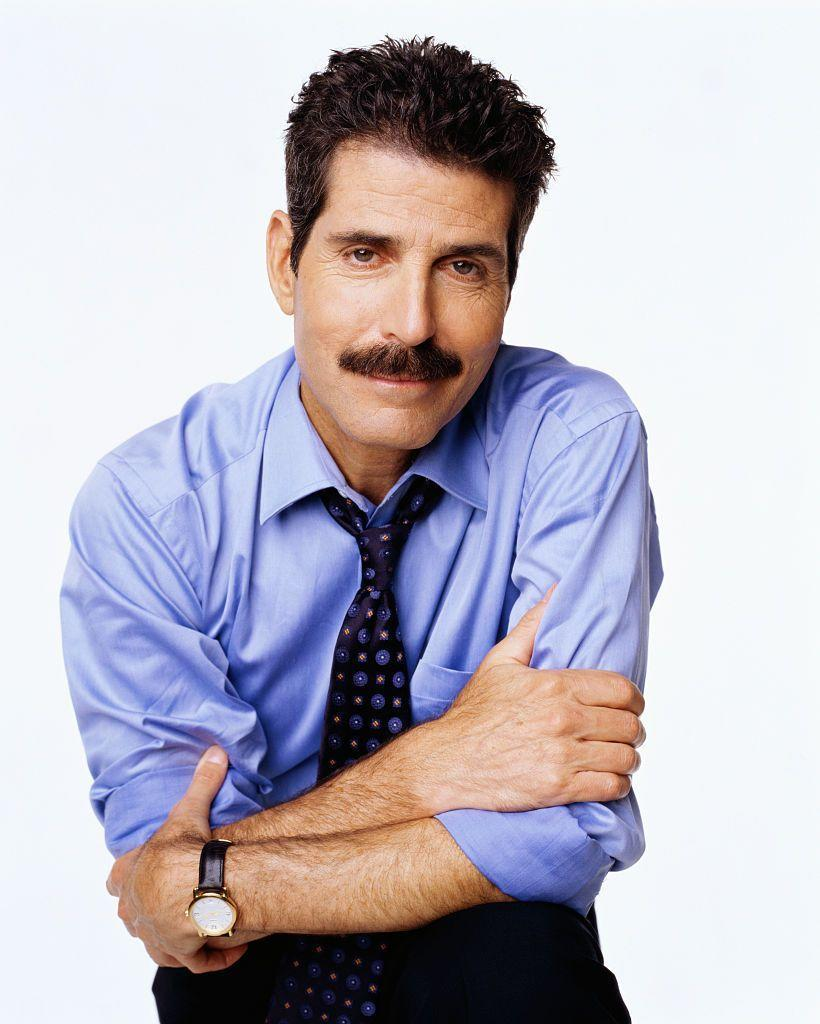 <p>The longtime former ABC news co-anchor and correspondent graced our TV screens for years with his trademark mustache that became a key part of his media image.</p>