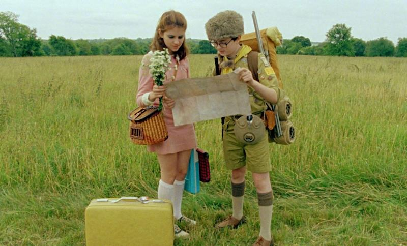'Moonrise Kingdom' - Finding the Voice of a Dark-Horse Writing Contender