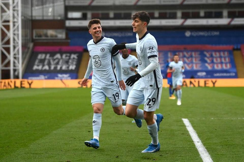 <p>Chelsea will be looking to pull off a surprise today</p> (Getty Images)