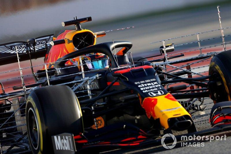 "Alexander Albon, Red Bull Racing <span class=""copyright"">Andy Hone / Motorsport Images</span>"