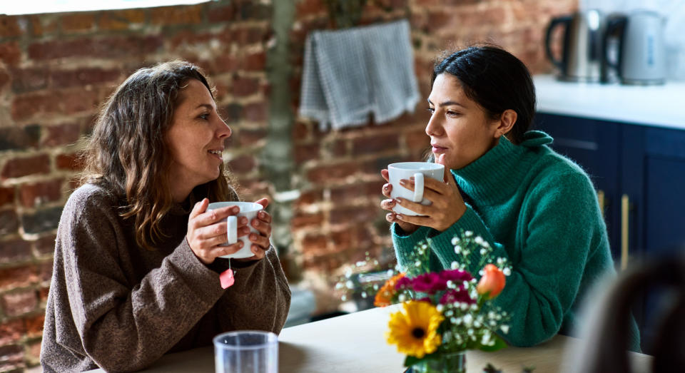 New research has found that being listened to could help stave off dementia. (Getty Images)