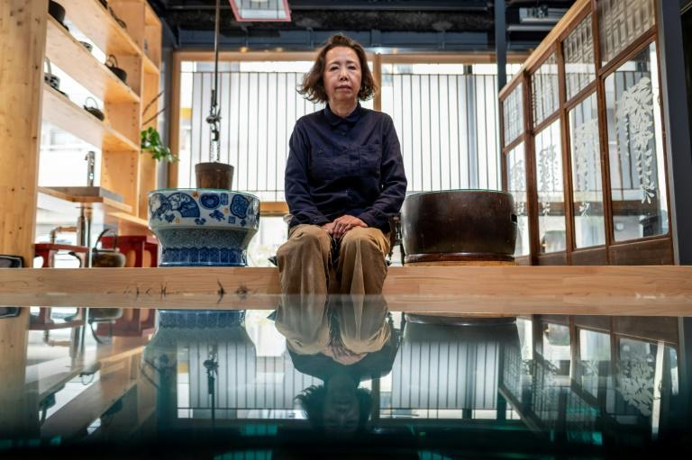 Toshiko Ishii revamped her traditional hotel before the Tokyo Olympics