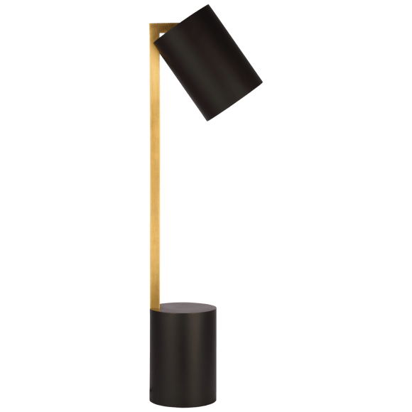 "<p><strong>Visual Comfort</strong></p><p>circalighting.com</p><p><strong>$679.00</strong></p><p><a href=""https://www.circalighting.com/anthony-pivoting-desk-lamp-s3505/"" rel=""nofollow noopener"" target=""_blank"" data-ylk=""slk:Shop Now"" class=""link rapid-noclick-resp"">Shop Now</a></p><p>Getting the lighting right is so important in an office, and this chic yet functional pivoting desk lamp by Ian K. Fowler for Circa Lighting ticks all the right boxes. </p>"