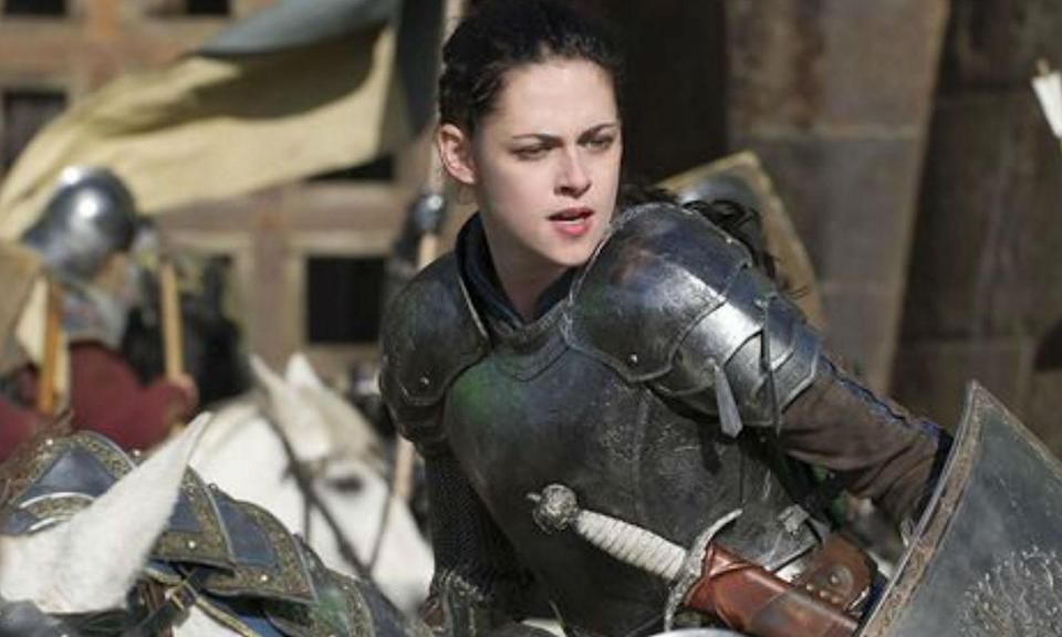 <p>Stewart not only punched co-star Chris Hemsworth while filming this 2013 blockbuster, but she severely tore a ligament in her thumb getting into an on-camera scrape with one of the dwarves. Disney never had this problem. </p>