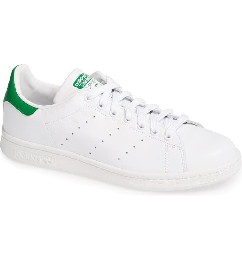 <p>These <span>Adidas Stan Smith Sneakers</span> ($80) are classics for a reason.</p>