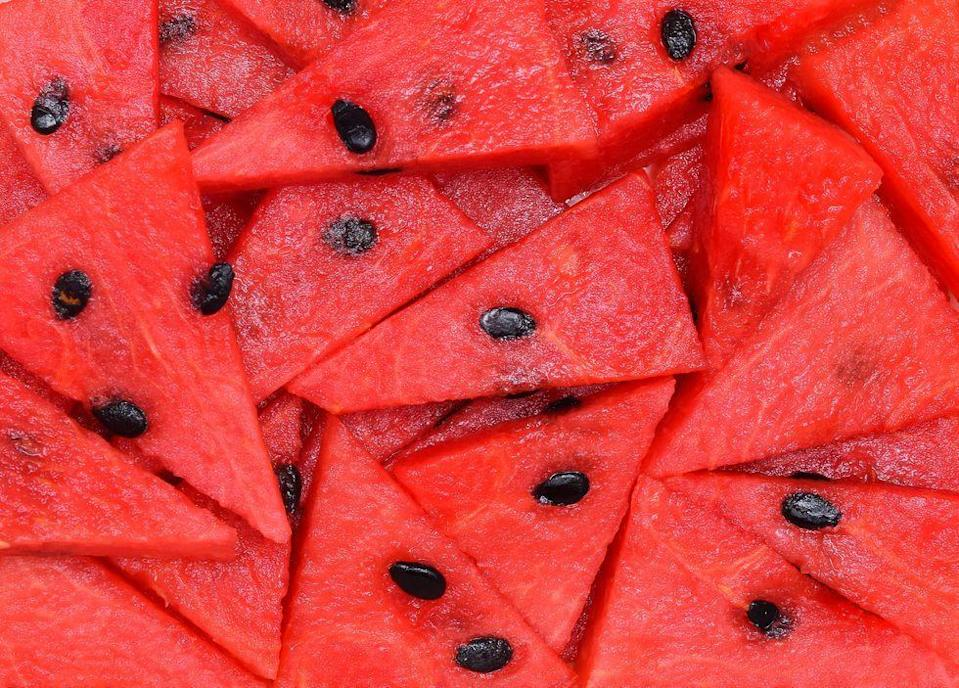 <p>It's the same deal with watermelon as it is with cucumbers—it's technically fine to freeze but the thawing bit isn't fun. </p>