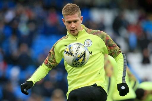 Kevin De Bruyne is one of the highest earners at Manchester City