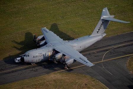 Airbus Finalises Accord With A400M Launch Customer Nations