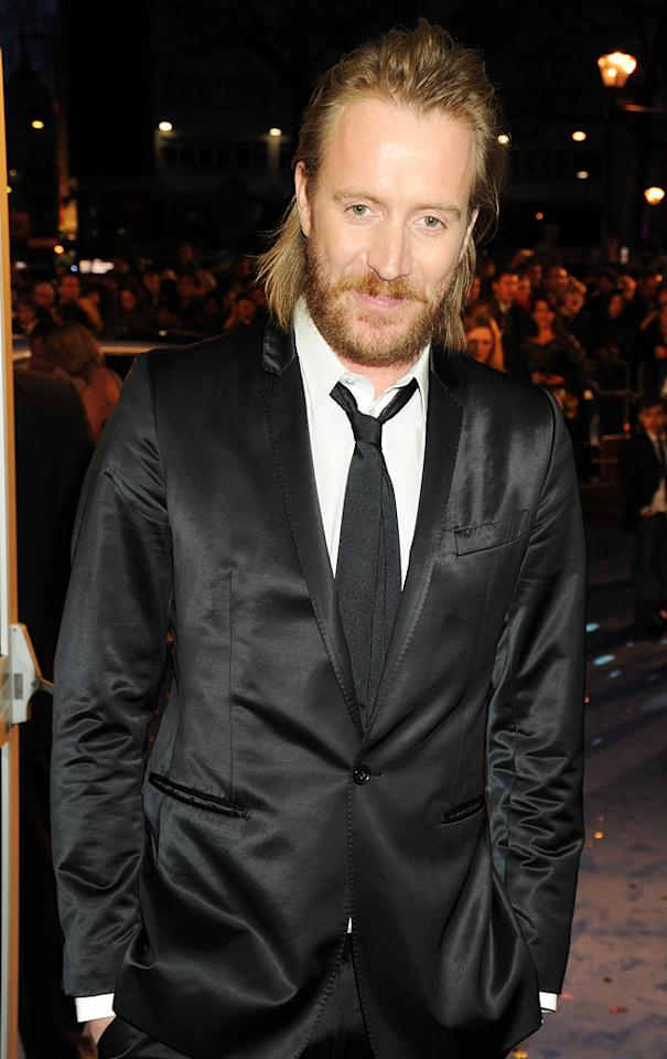 """<a href=""""http://movies.yahoo.com/movie/contributor/1800018838"""">Rhys Ifans</a> at the London premiere of <a href=""""http://movies.yahoo.com/movie/1810081581/info"""">Nanny McPhee and the Big Bang</a> - 03/24/2010"""