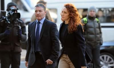 Rebekah Brooks And Andy Coulson Are Bailed