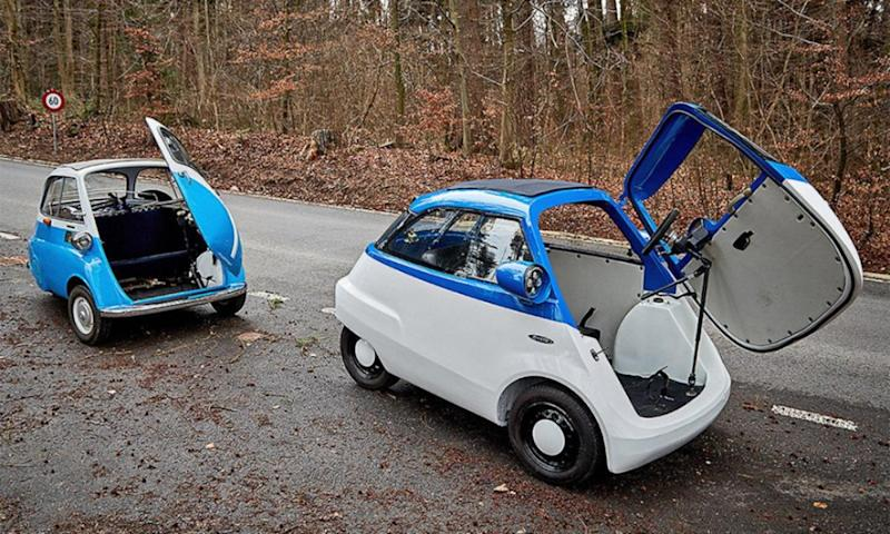 6500 orders already taken for 'modern day Isetta' microcar!