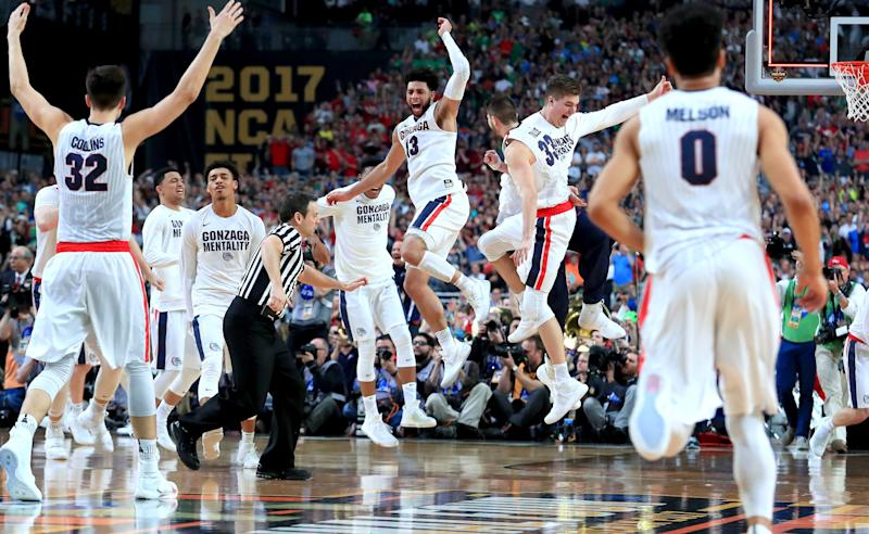 NCAA:Tillie et Gonzaga filent en finale