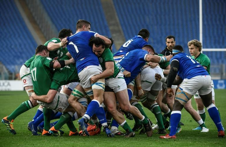 Italy have not beaten Ireland since 2013.