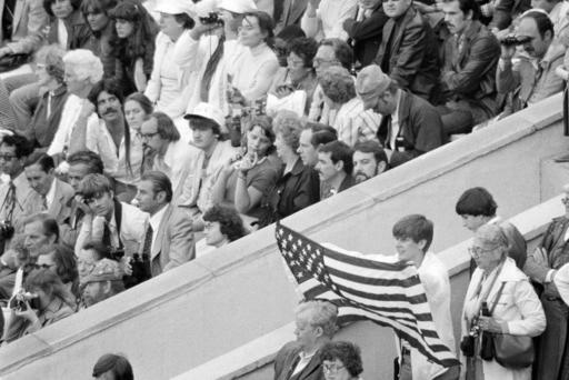 AP WAS THERE: 1980 Olympics