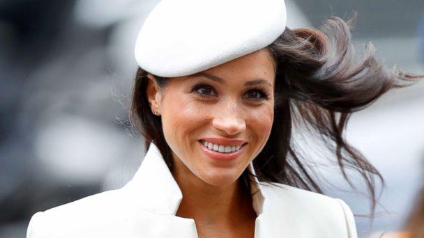 PHOTO: Meghan Markle attends the 2018 Commonwealth Day service at Westminster Abbey on March 12, 2018 in London. (Max Mumby/Indigo/Getty Images)