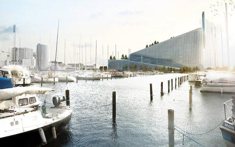 CopenHill - Credit: BIG/Bjarke Ingels Group