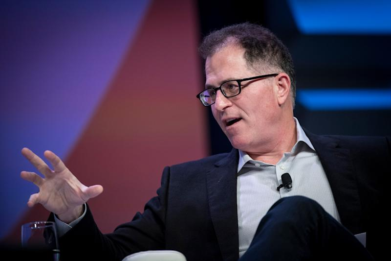 How Michael Dell Got $12 Billion Richer Out of the Public Eye