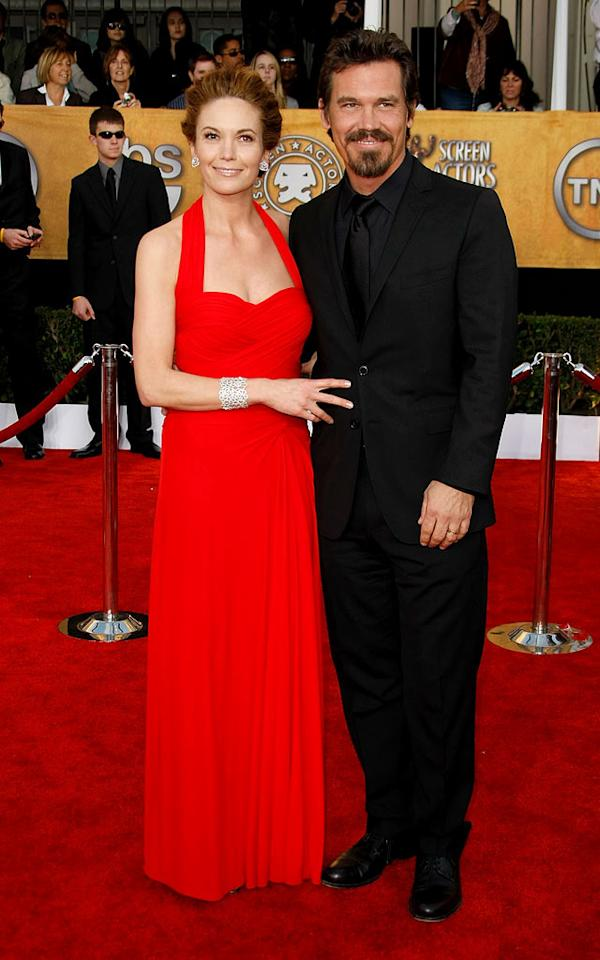 "<a href=""/diane-lane/contributor/32028"">Diane Lane</a> and <a href=""/josh-brolin/contributor/30619"">Josh Brolin</a> arrives at the <a href=""/the-15th-annual-screen-actors-guild-awards/show/44244"">15th Annual Screen Actors Guild Awards</a> held at the Shrine Auditorium on January 25, 2009 in Los Angeles, California."