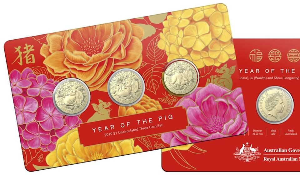 Year of the Piggy Bank? Mints from Canada to Singapore hope to cash in on Year of the Pig with collectable coins
