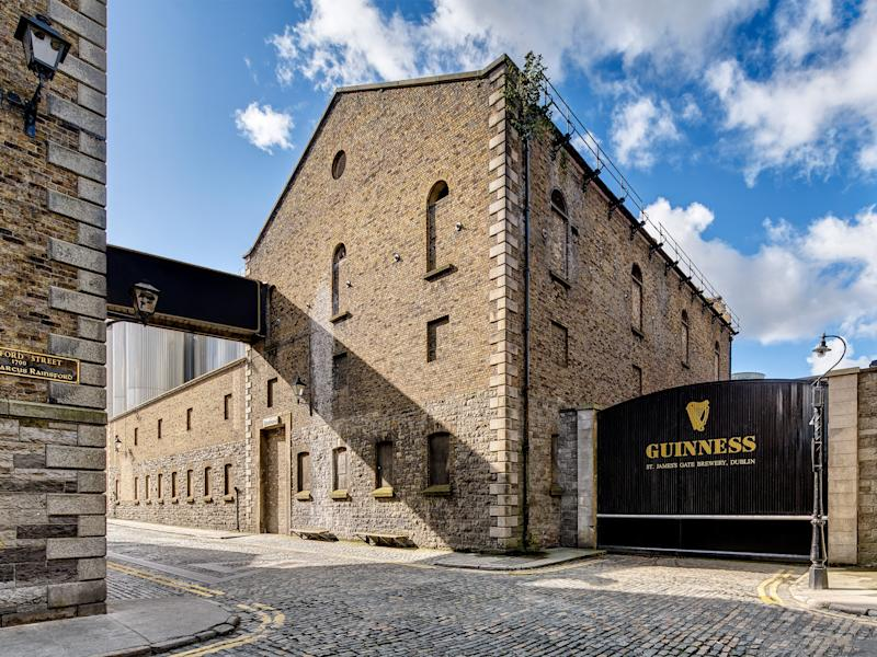 Spend the Night at Dublin's Guinness Storehouse with Airbnb