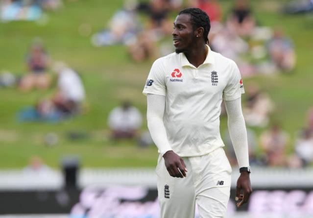 FILE PHOTO: New Zealand v England - Second Test