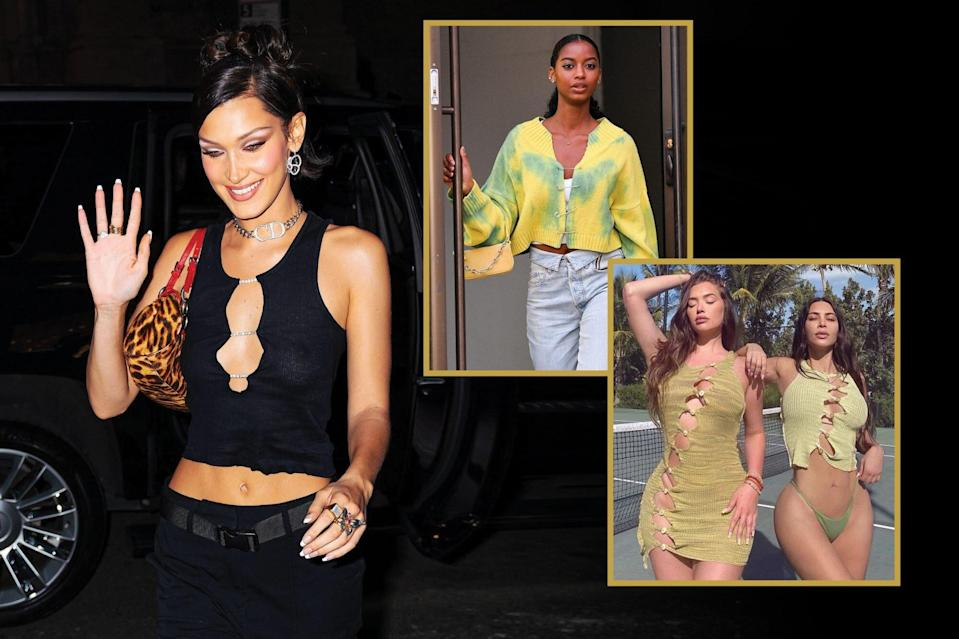 We're Truly Perplexed By the Celeb-Loved 'Pully Top' Trend