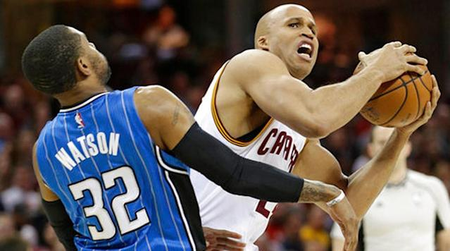 Cavs forward Richard Jefferson: Is 'flipping the switch' a real thing?