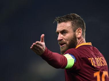 Serie A: AS Roma's 'beating heart' and captain Daniele De Rossi set to leave the club after 18 years