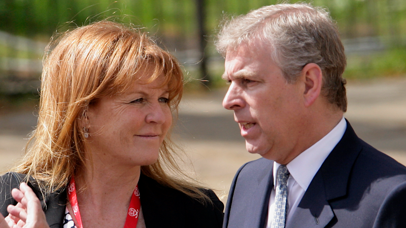 Sarah Ferguson has supported Prince Andrew throughout his scandal. Photo: Getty