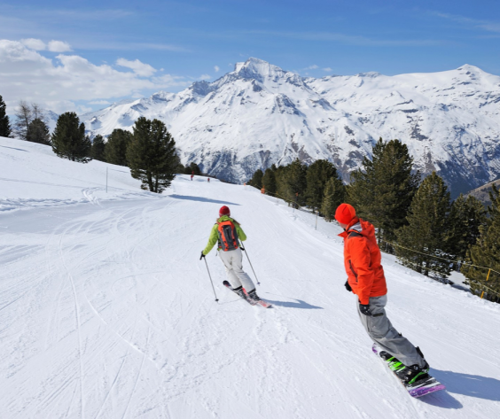 Val Cenis Vanoise is comprised of three villages (Pascalle Beau)