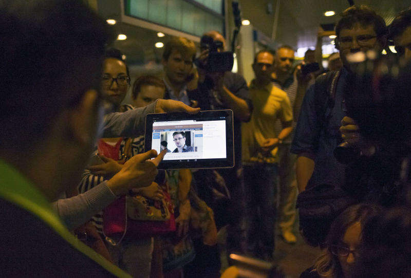 By taking in Snowden, Ecuador would defy US again