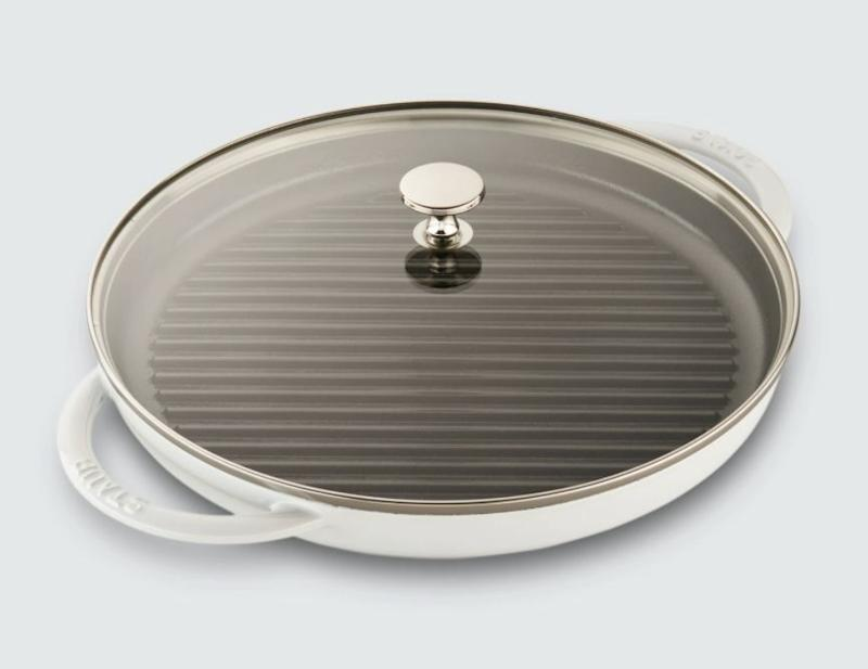 Staub grill pan, 12-inch