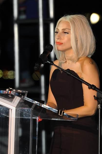 Lady Gaga Makes First Public Appearance Following Surgery, Sings National Anthem At NYC Pride