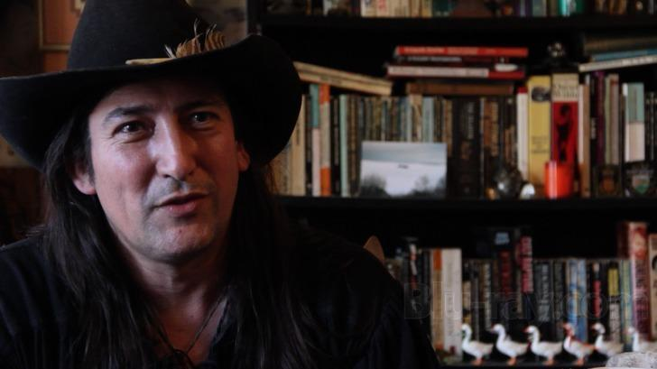 Director Richard Stanley in 2014 documentary 'Lost Soul' (credit: Severin)