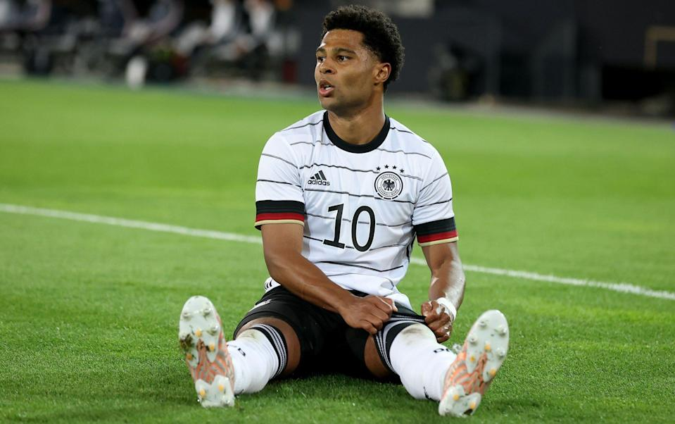 Serge Gnabry could be one of Germany's most important players at Euro 2020 - GETTY IMAGES