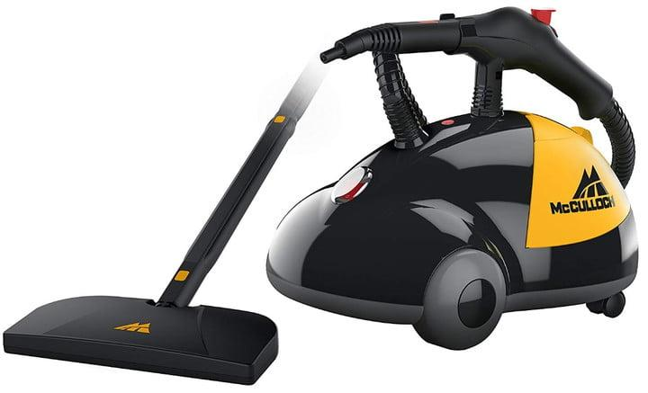 best steam cleaners mcculloch mc1275 heavy duty cleaner