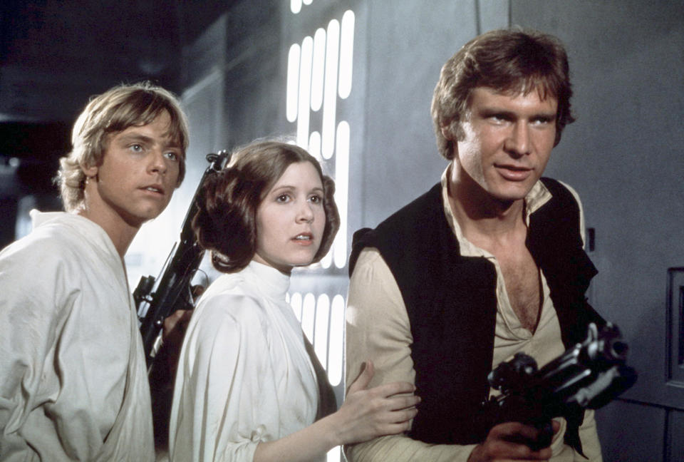 May the Fourth Be with You—Star Wars Day. (Photo: Getty Images)
