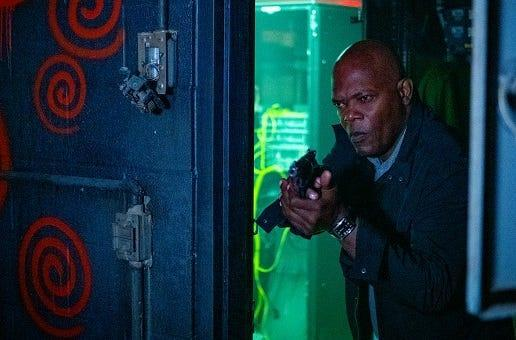 """Samuel L. Jackson's retired police chief finds himself drawn back into action in """"Spiral: From the Book of Saw."""""""