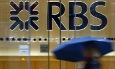 RBS Abandons Annual Bonuses For Top Execs