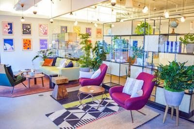 One-third of office workers say the design of an office would affect their decision to accept a job offer. Design professionals have a once in a lifetime opportunity to advance current thinking about the optimal work environment. Photo: Botanical Designs/Silverado Roundtable
