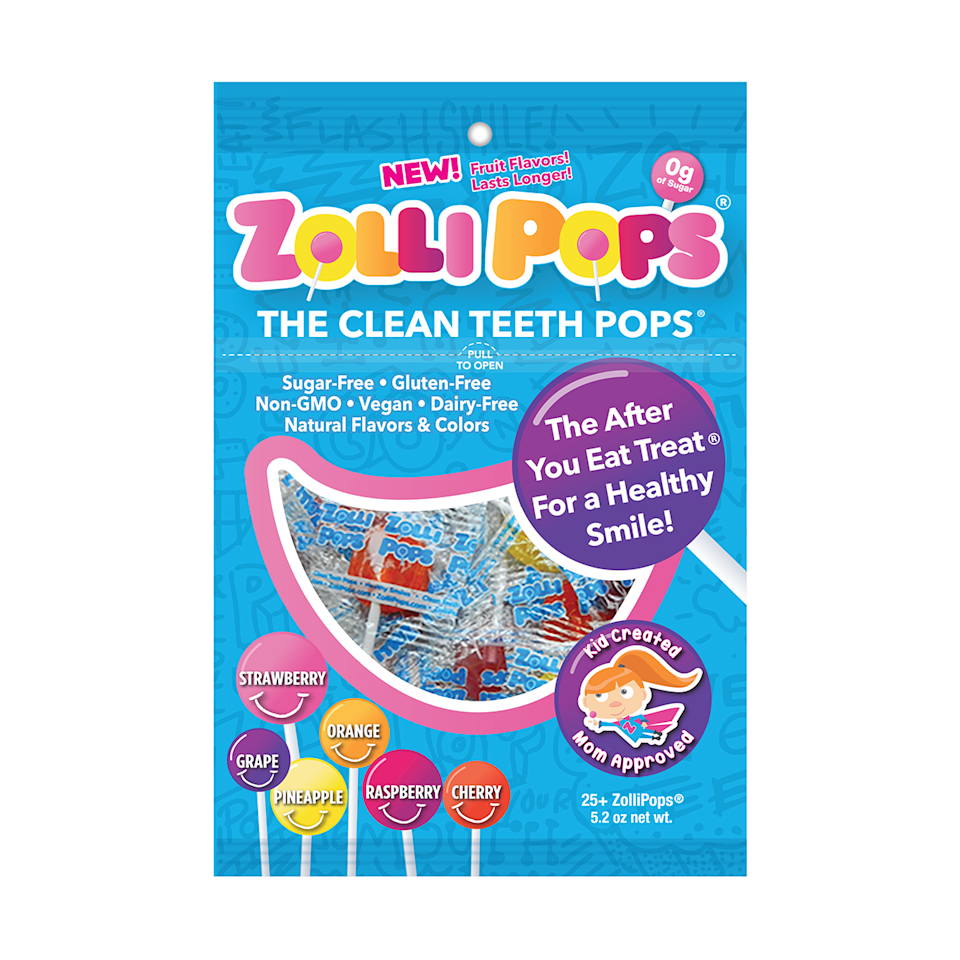 A Zollipops package. (Photo: Zolli Candy)