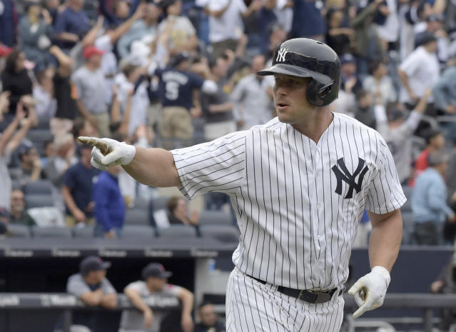 Matt Holliday's signing is likely less about numbers and more about leadership for the Rockeis. (AP Photo)